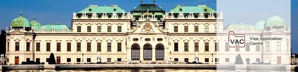 визовый центр австрии