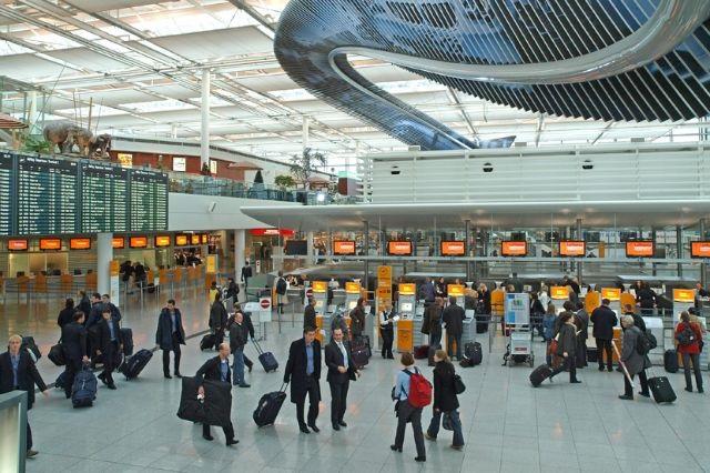 Аэропорт Мюнхена: очередной рекордный год