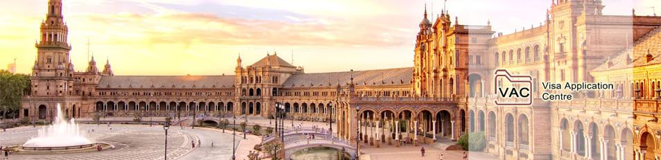 испанский визовый центр