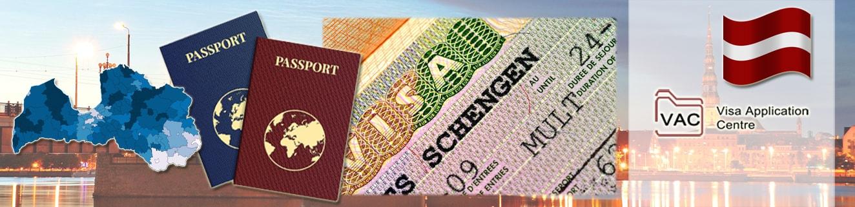 сделать визу в Латвию