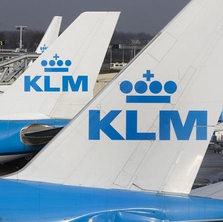 С 99-летием KLM