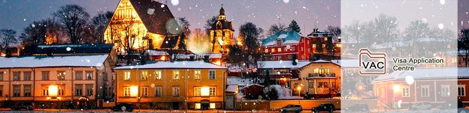 сервисно визовый центр финляндии в москве