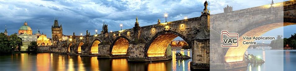 оформление чешской визы