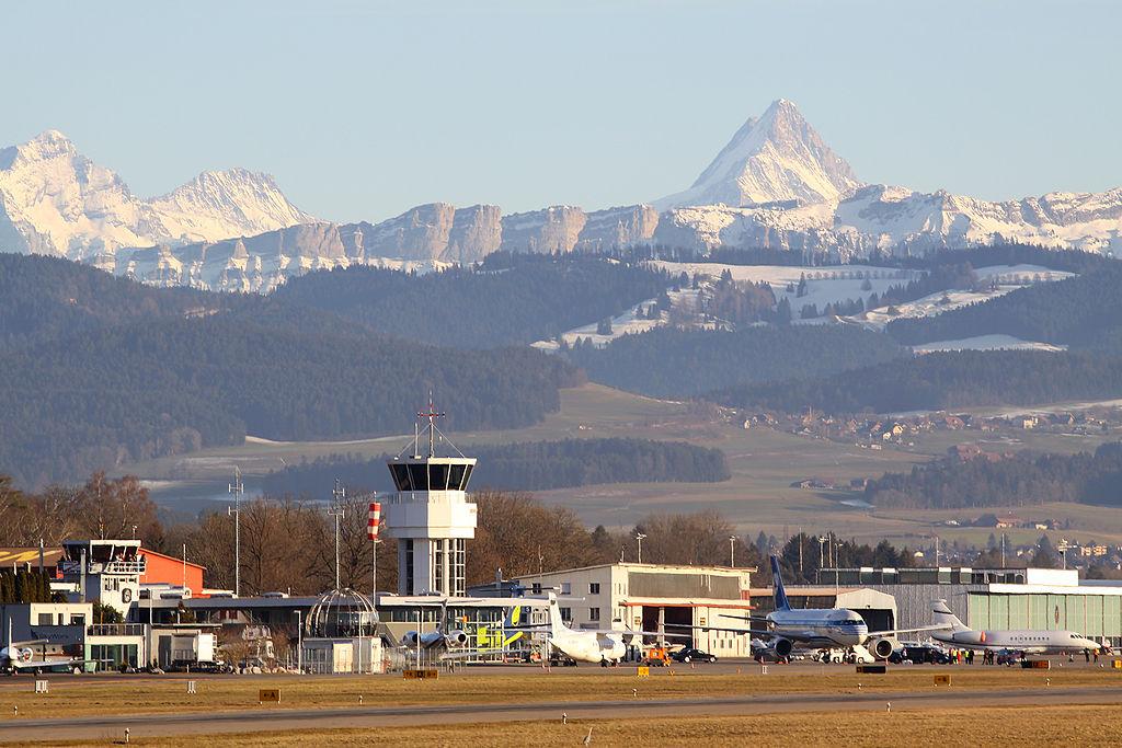 Аэропорт Берна увольняет шесть сотрудников и сокращает летние маршруты полетов