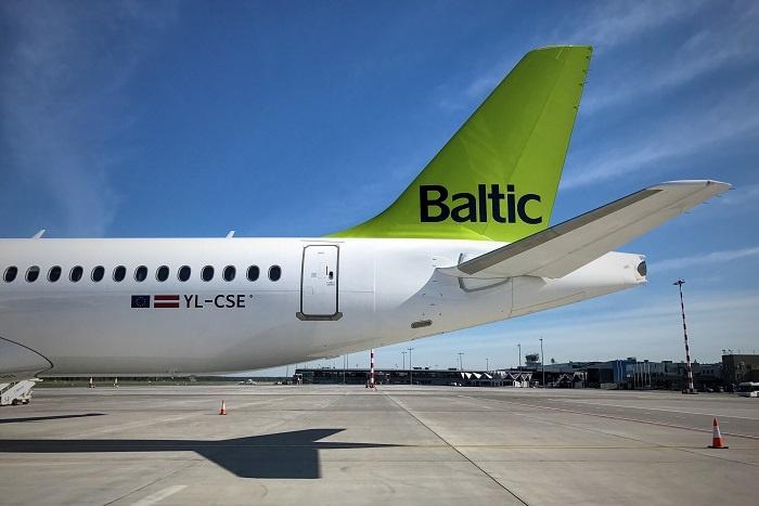 AirBaltic добавляет расписание