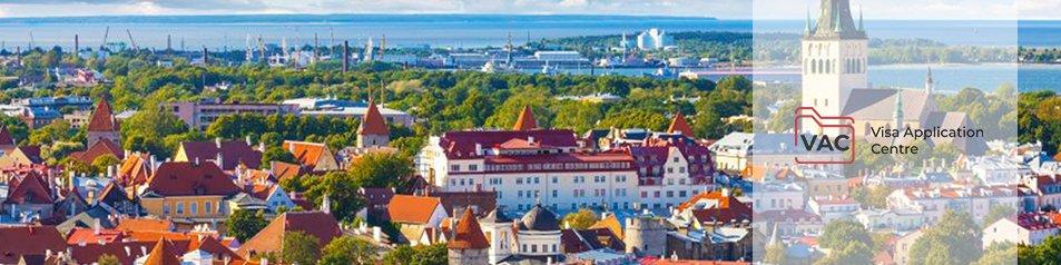 сервисно визовый центр эстонии в москве