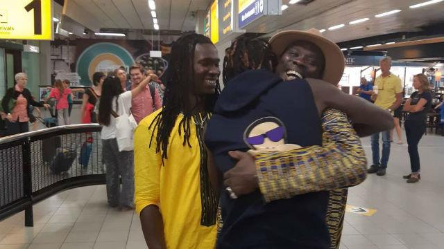 Швеция зафрахтовала самолет для депортации сенегальских туристов