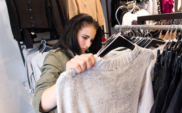 Жители Финляндии покупают больше, но платят меньше за одежду