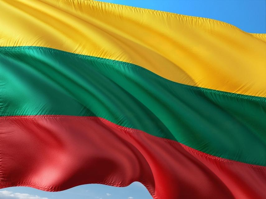 Литва отмечает 101-й день независимости