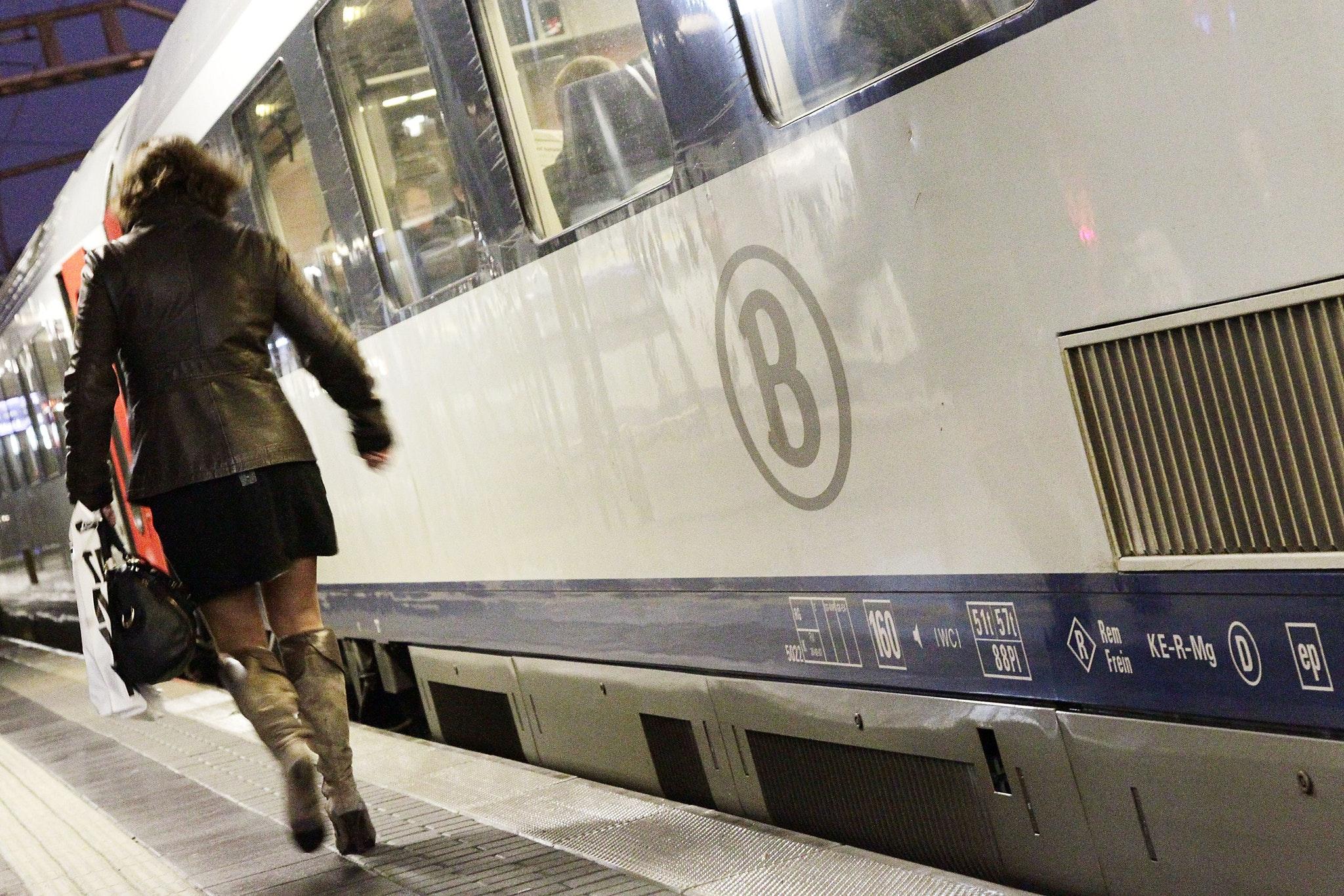 Перспективы модернизации поезда Люксембург-Брюссель