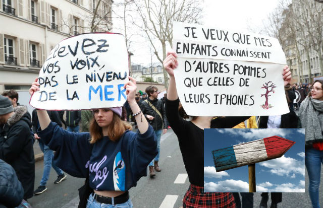 На повестке дня: все, что происходит во Франции на этой неделе
