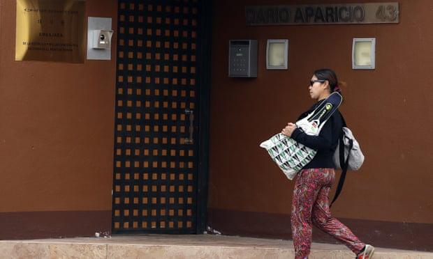 Испания расследует возможные связи ЦРУ с взломом посольства