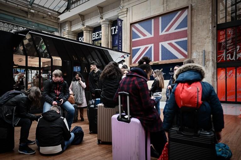 Eurostar travel ОБНОВЛЕНИЕ: «Мы не знаем, когда закончится забастовка»