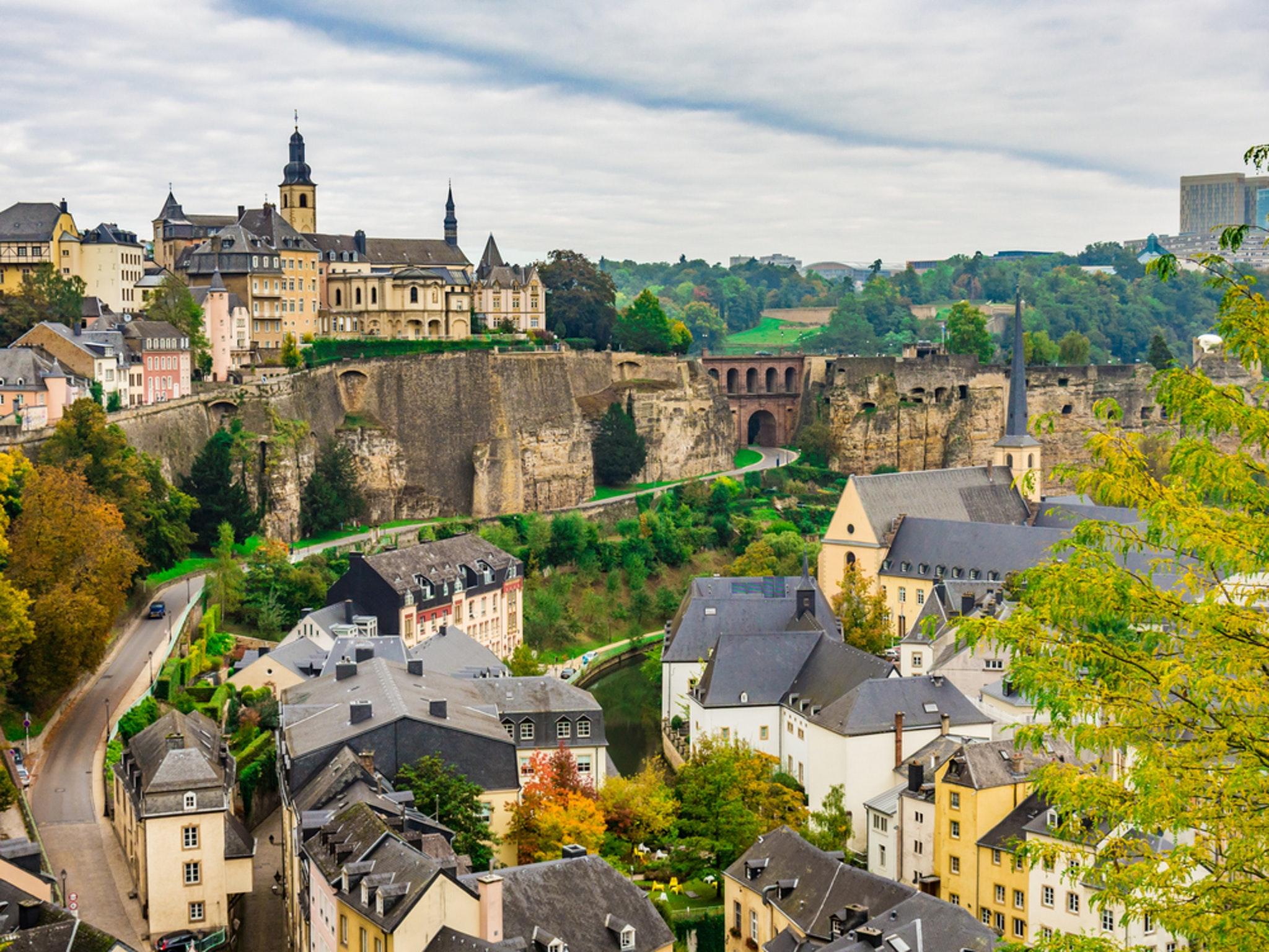 Люксембург считается самым безопасным городом в мире