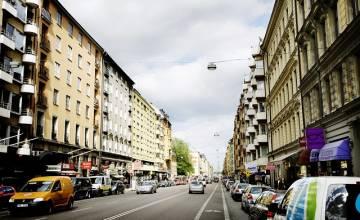 Старые дизельные автомобили скоро будут запрещены на этой улице в Стокгольме