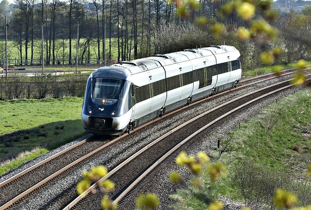 Путешествие на поезде в Дании в эту Пасху? Вы могли бы задержаться