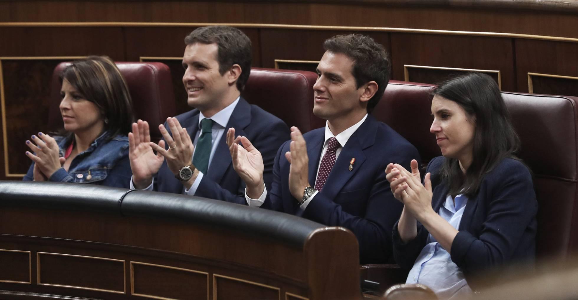 Обеспокоенность граждан состоянием испанской политики на самом высоком уровне с 1985 года